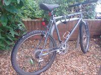 Secon Hand Bike