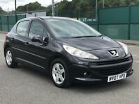 2007 PEUGEOT 207 1.4 * 5 DOOR * LOW MILES * NEW MOT * P/X * SERVICE HISTORY * DELIVERY AVAILABLE
