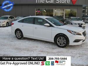 2015 Hyundai Sonata GL - BLUETOOTH, HTD SEATS, USB 1-OWNER