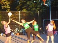 Start Playing Netball Next Week in Islington