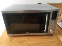 DeLonghi AM925EBY 900W Microwave Silver
