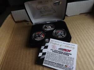 FS: 2001 Dale Earnhardt (North Carolina) Statehood 3-Coins Set London Ontario image 1