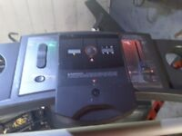 Electric treadmill good condition 10 percent incline free delivery