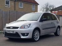 Ford Fiesta 1.6 Chequered Flag 3dr (( WARRANTED MILEAGE))