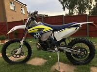 Motorbike. Motorcycle. Husqvarna 250 2 Stroke. Road Legal. 65 plate. Off road. Motorcross