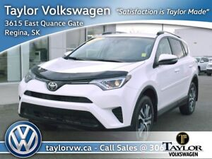 2017 Toyota RAV4 AWD LE Save Thousands and Just In Time For Wint