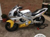 Must be the best example Yamaha Thundercat in the country, please read full ad.