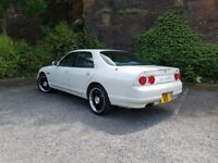 Nissan Skyline R33 GTS Series 2 RB20E Automatic - Very Original
