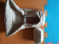 Ergo baby carrier insert very good condition