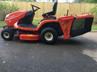 New 13D8 Kubota GR1600 MK2 ride on mower. Brand new not used. £1000 saving off purchase price.
