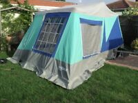 inesca lover trailer tent no rips or tears or mold