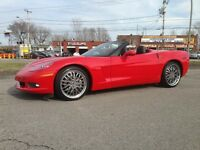 2007 Chevrolet Corvette Navigation 25 000km Canadienne