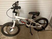 """Apollo Force Boys BMX bike. 18"""""""