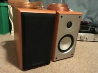 Mordaunt-Short Speakers + Cambridge Audio Amp + Philips CD Player