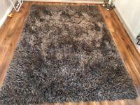 Super soft shaggy rug