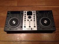 Numark Mixdeck 2-Channel Universal DJ System **NOT WORKING**