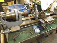 MODEL ENGINEER / METAL TURNING / SCREWCUTTING LATHE WITH GAPPED BED
