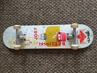 Cliche Brzezinski 7.75' Complete Skateboard
