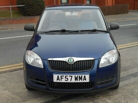 57 SKODA FABIA 1.2 HTP ++ NEW SHAPE ++ 5 DOOR