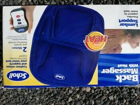 Back heat pad