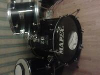 mapex 4 piece shell set