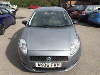 Fiat Grande Punto 1.2 Active 5dr 2006 (06 reg), Hatchback(30 days warranty)£1499