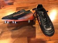 Boys Rugby boots size 3 Kooga