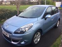 2010 Renault Grand Scenic 7 Seater ONLY 40,500 Proof of mileage in photos!