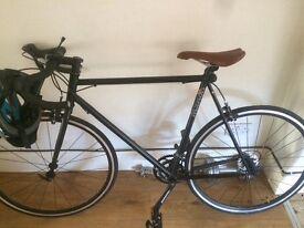 Brand new mango chasewood racing bike