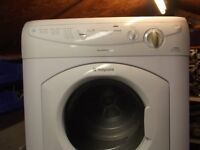 HOTPOINT 6KG VENTED TUMBLE DRYER IN WHITE & FULLY REFURBISHED COMES WITH 3 MONTHS WARRANTY