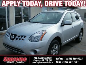 2013 Nissan Rogue S AWD APPLY TODAY! DRIVE TODAY!