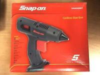 Snap-On cordless hot glue gun * BRAND NEW *