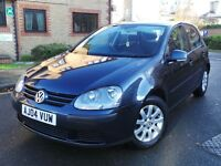 Volkswagen Golf 1.6 FSI S 5d NEW ENGINE AND CLUTCH REPLACED