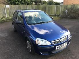 Vauxall Corsa life 1.0 for sale...Very low mileage 81,857 MOT until september Quick sale £950 OVNO