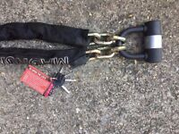 Magnum Plus Heavy Duty Chain and Lock