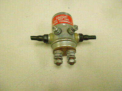1451434 UNITED TECHNOLOGIES BLUE BIRD BUS SOLENOID 60AMP