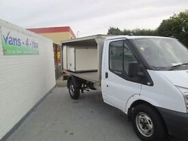 2011 ford transit 350 pickup milk float only home from the uk £3650 the cheapest on the net