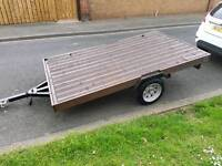 Car trailer. GREAT SIZE MUST SEE !!