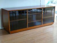 Hi Fi/TV lounge storage cabinet