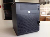 HP Proliant N40L micro server