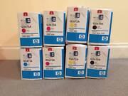 Genuine HP Colour LaserJet Print Cartridges. Southbank Melbourne City Preview