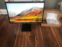 LG UltraFine 5K Display 27-inch - MINT CONDITION - LESS THAN 2 MONTHS OLD- RRP £1179