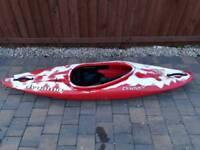Dagger dynamo junior kayak