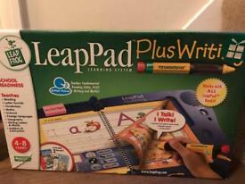 Leapfrog leappad plus writing