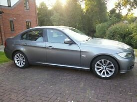 BMW 3 series...318i...very low mileage...lady owner