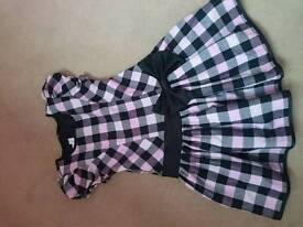 Girls party dress age 6
