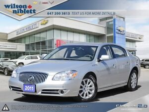 2011 Buick Lucerne CXL ACCIDENT FREE