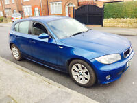 BMW 1 series,1.6 petrol,fresh 12 months mot,some history,2keys,drives like new! bargain at £2150