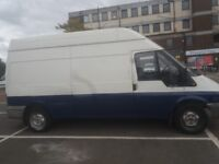 2003 FORD TRANSIT LONG WHEEL BASE HIGH ROOF PERFECT RUNNER FOR SALE