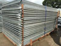 •New• Temporary Heras Fencing Panels X 50